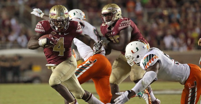 Dalvin Cook says he models his game after this NFL running back
