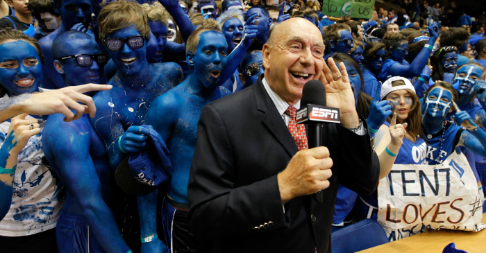 Dick Vitale names his top schools as the season gets underway