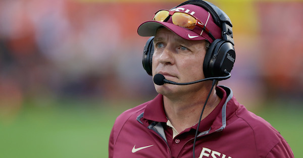 In light of Sean Maguire's injury news, Jimbo Fisher names starter vs Ole Miss