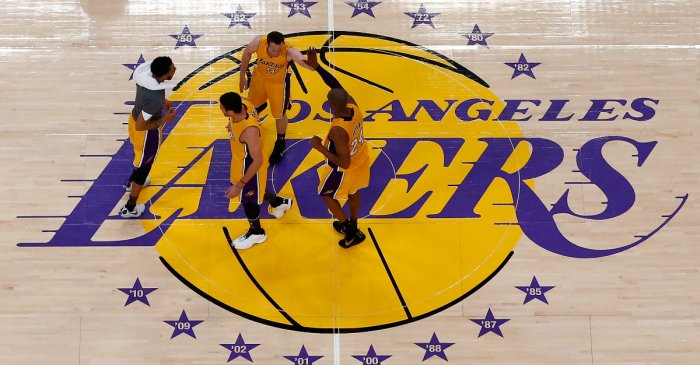 Report: Lakers could try to trade for second top five pick in this year's draft