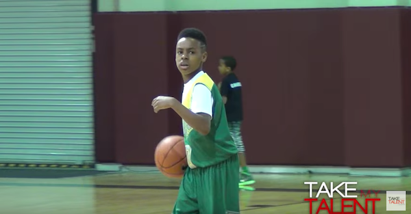 LeBron James Jr. already has scholarship offers from two of the best programs in the country