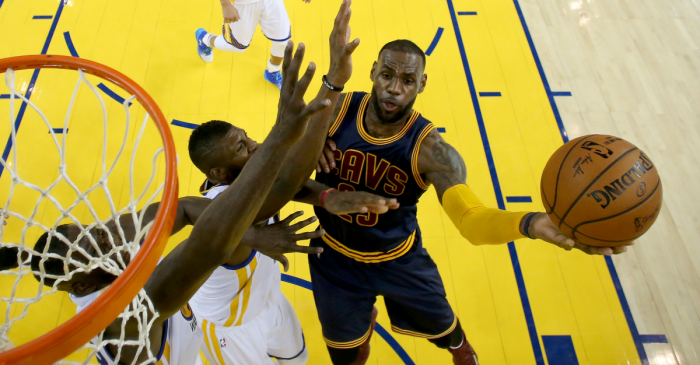 This is how the Cavaliers can win Game 2 in Oakland