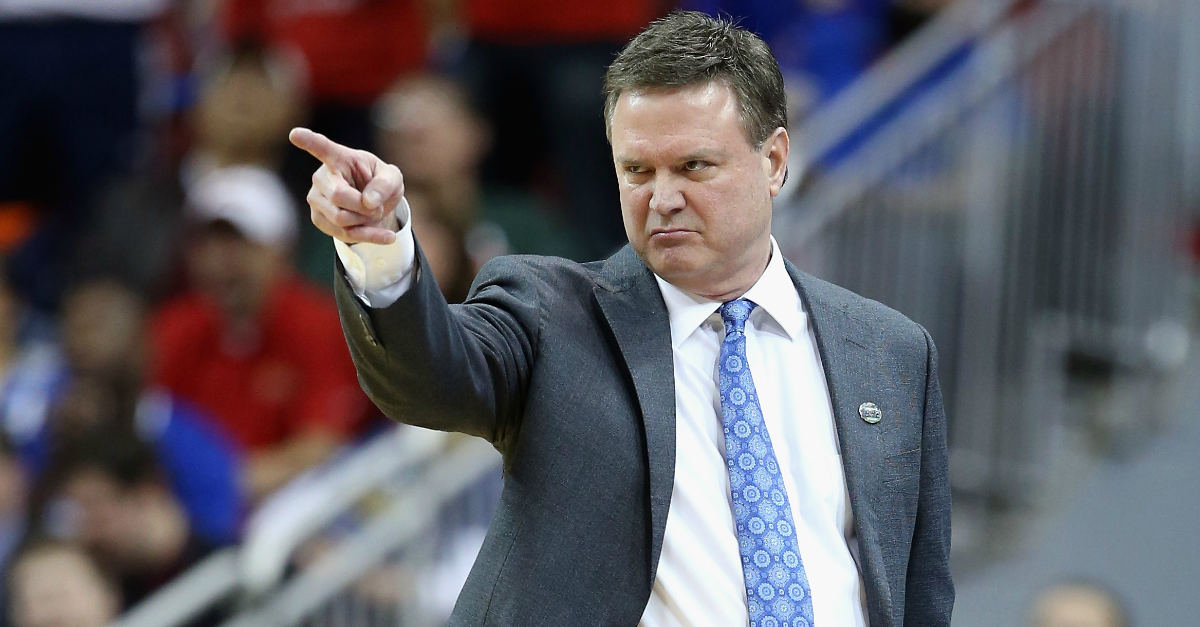 Kansas might have the most brutal out of conference schedule this year