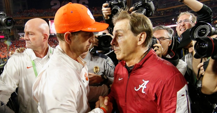 The 6 Active College Football Coaches With National Titles
