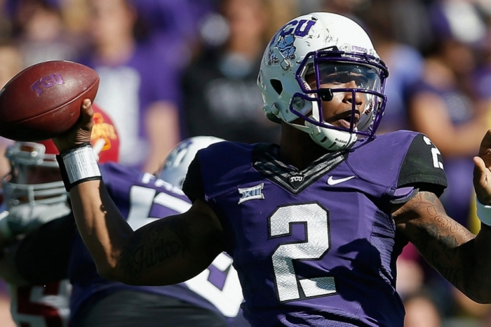Former TCU quarterback Trevone Boykin to be charged with assault