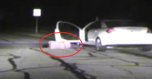 The video of Derek Willis' arrest is even worse than the description