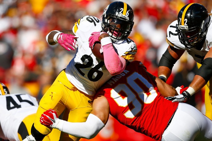 Le'Veon Bell had a threat that had the NFL on notice until the truth came out
