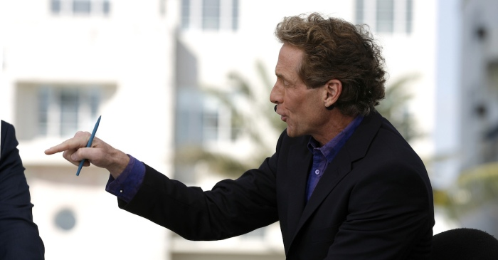 Despite thoughts of their demise, ESPN pulls no punches in shots at Skip Bayless, FS1