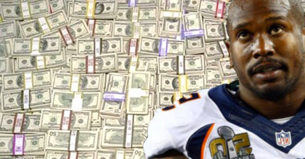 Von Miller is about to be rolling in cash, unless he turns down this mammoth reported deal