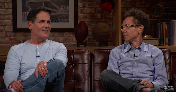 The reason why Mark Cuban would never sell the Mavericks is simply stunning