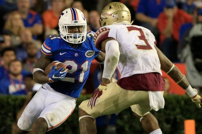 Derwin James could have second job on the team if he gets his way
