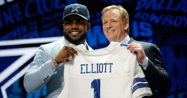 Ezekiel Elliott's agent tears into NFL following 6-game suspension