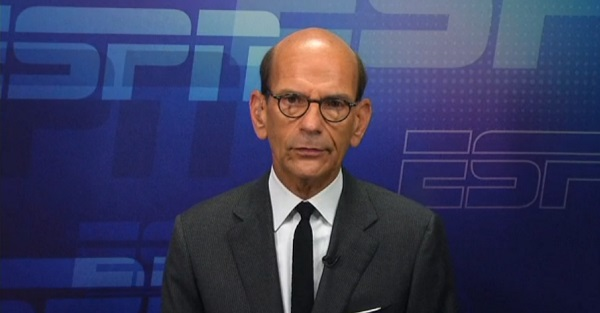 "Paul Finebaum calls latest Tennessee coaching debacle a ""spineless act"" from the AD"