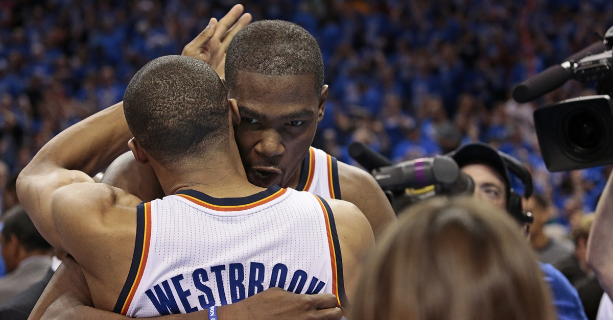 Westbrook has every right to be pissed at Kevin Durant after details of reported meeting emerge