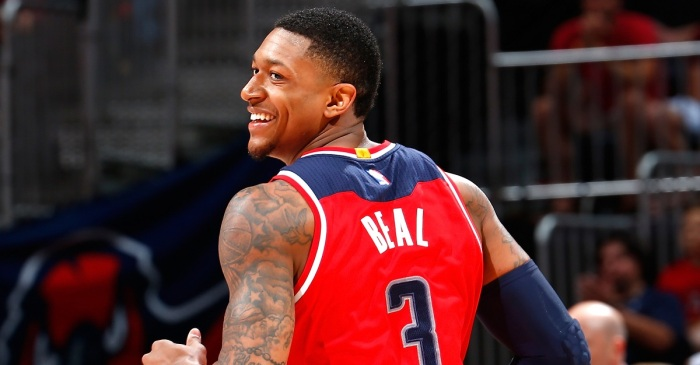 Bradley Beal just did something at age 23 that nobody has ever done