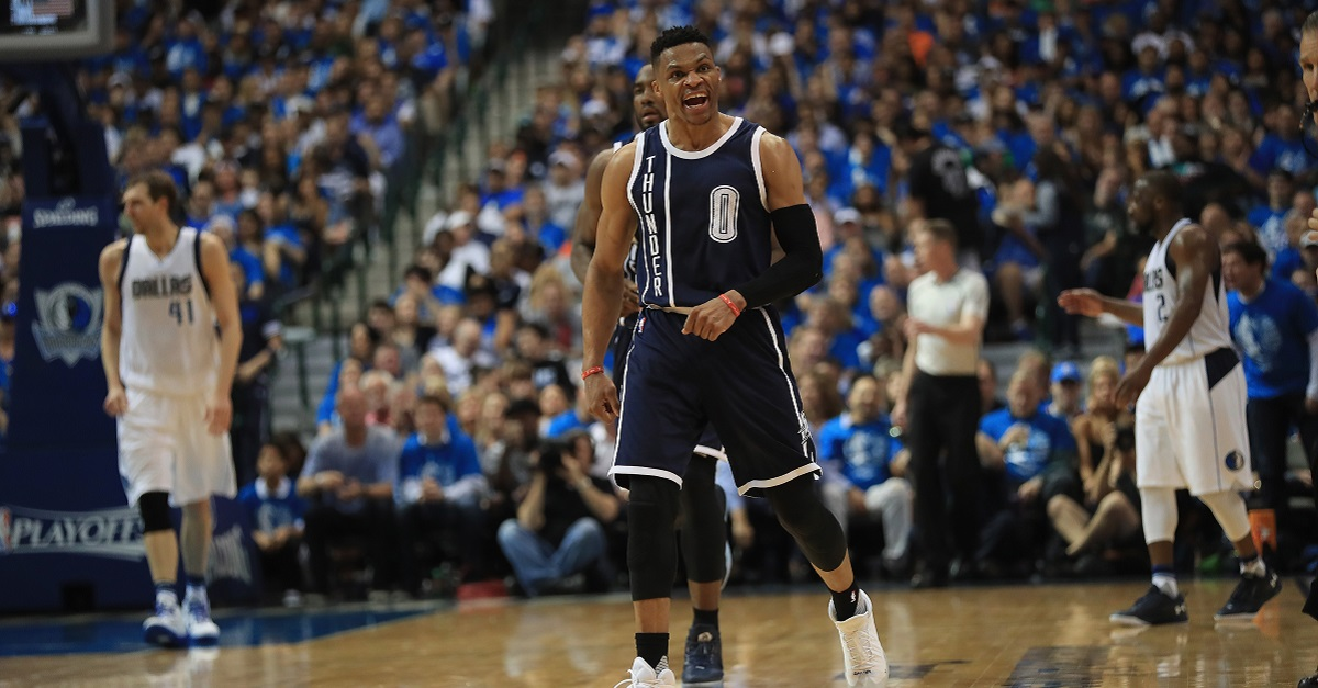 Report: Westbrook is definitely 'ticked off' and that's good for the fans