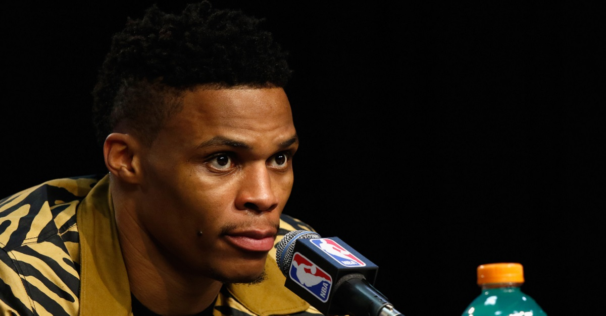 Whether he likes it or not, Westbrook's free agency starts now