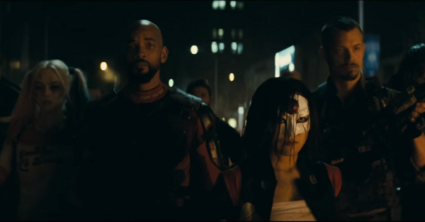 The last Suicide Squad trailer gives us the real villain of the movie