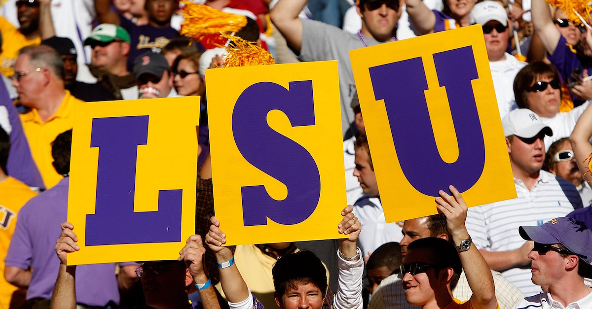 LSU reportedly has definitive list of candidates to replace Les Miles