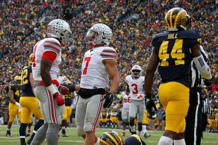 Big Ten admits officiating mistakes in Michigan-Ohio State, just not the ones you're looking for