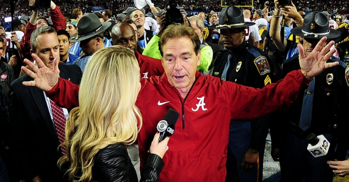 Louisiana police respond to Nick Saban's comments about the Cam Robinson arrest