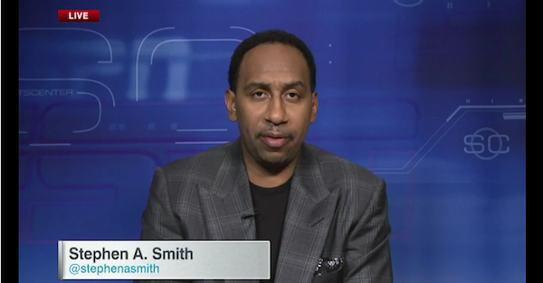 Stephen A. Smith is back at it again, this time lighting up Kevin Durant