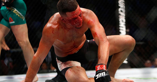 After losing to Conor McGregor, Nate Diaz was full of excuses