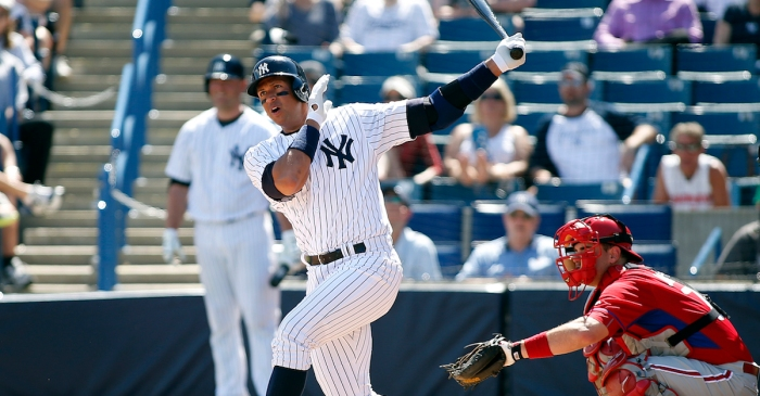 BREAKING: Alex Rodriguez will be released by the New York Yankees