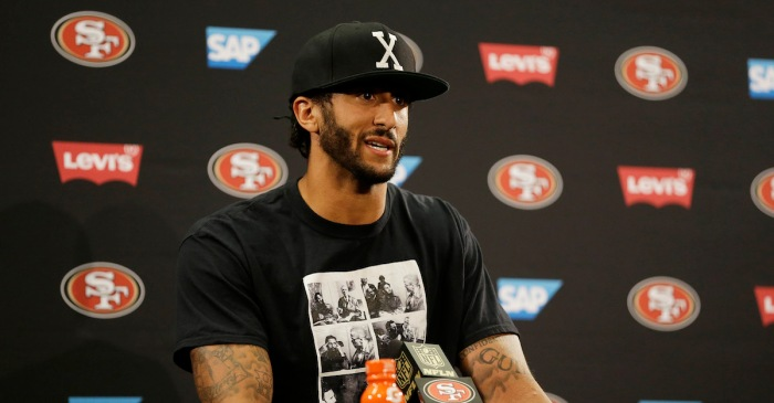 "Colin Kaepernick's name reportedly ""raised"" following latest QB injury"