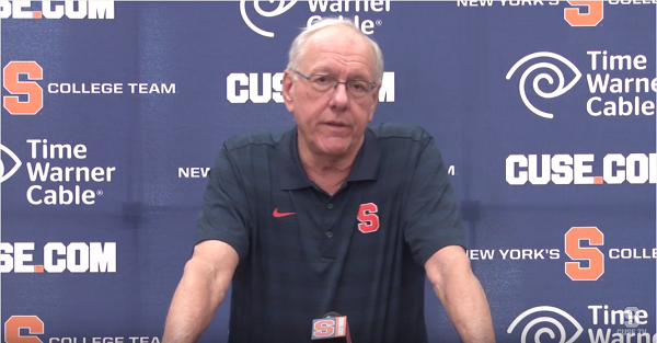 Fresh off coaching Team USA, Jim Boeheim says this player 'unlikely to win an NBA title'