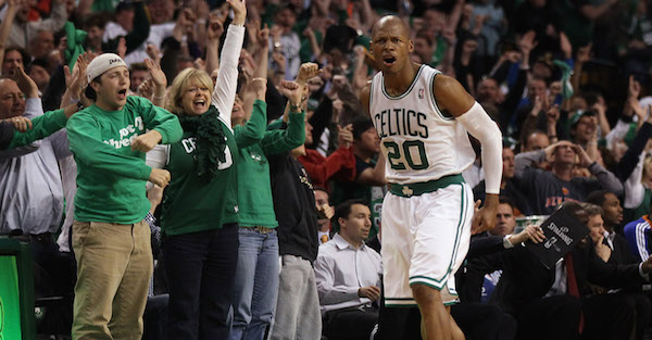 Ray Allen reportedly has just one reason for making an NBA comeback, and it's not to win a title