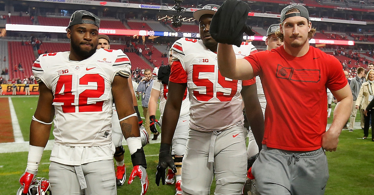 Ohio State will be without two potential contributors for the foreseeable future