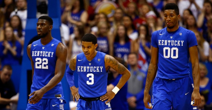 Undrafted Wildcat finds home in the NBA