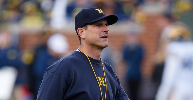 Jim Harbaugh reportedly adding former Michigan player to his coaching staff