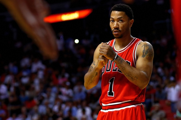 Derrick Rose thinks the Knicks could go undefeated and he has officially lost his mind