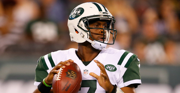 Geno Smith might not even be good enough to be the backup in New York
