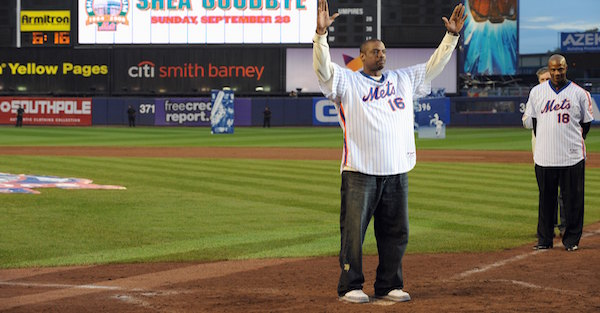 Doc Gooden is on drugs again and is in such bad shape, there's fear he could die