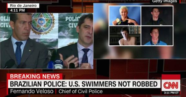 Report: Ryan Lochte, Jimmy Feigen in real trouble, indicted by Brazilian court
