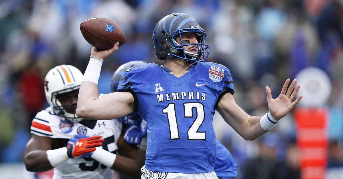 """Memphis is trying to """"bribe"""" its way into the Big 12, and what they're using is hilarious"""