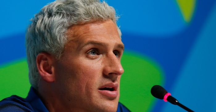 Olympic champion Ryan Lochte shares the shocking consideration he had following the Rio scandal