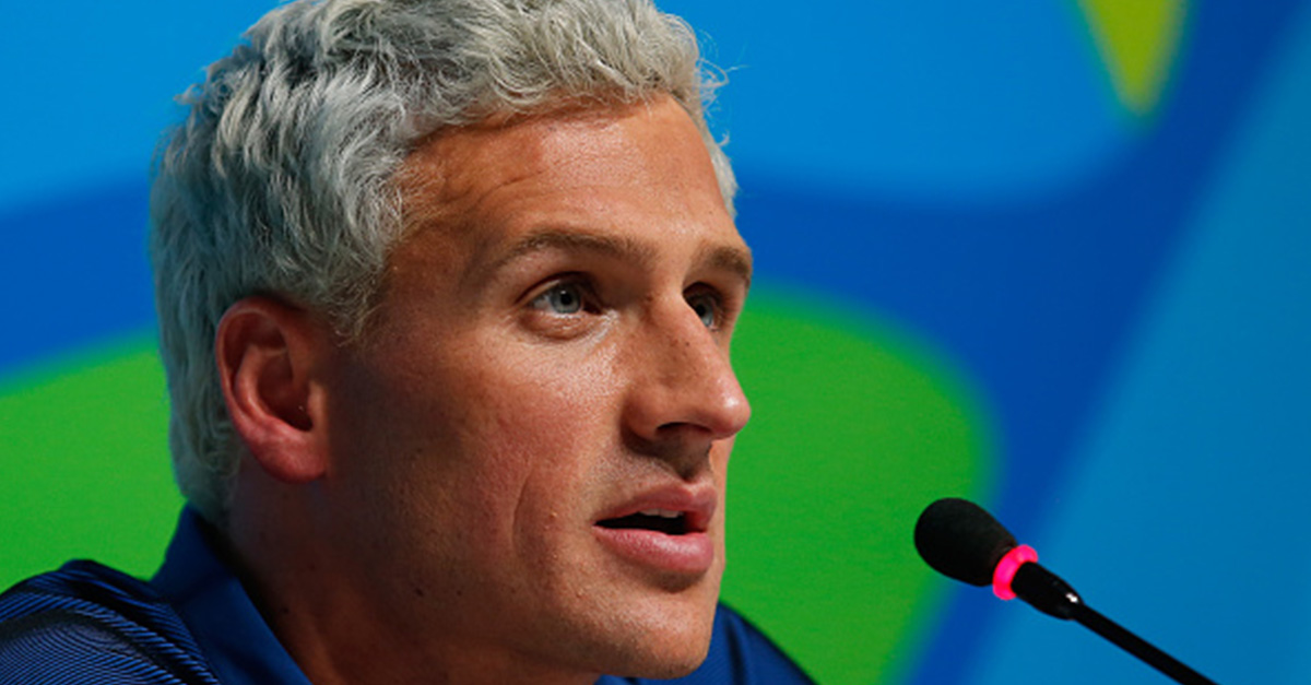 Ryan Lochte has officially been charged by Brazilian police for his bad decisions in Rio