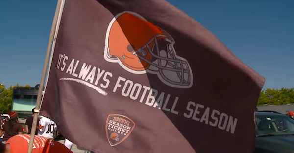 This promo for 2016 Browns season tickets is the funniest thing you'll see all week