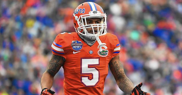 Jalen Tabor just majorly trash-talked Tennessee on the Paul Finebaum Show