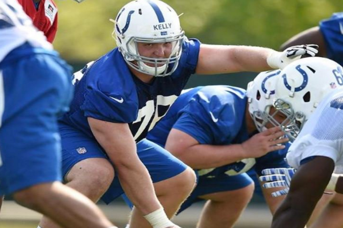 Colts coaches thrilled with former Tide star Ryan Kelly