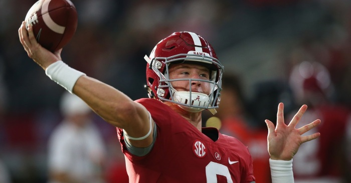 Blake Barnett may take advantage of transfer loophole, could be back in the SEC next year