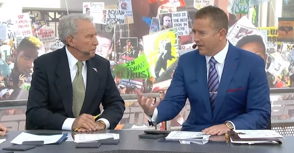 Herbstreit and Corso give their picks for the College Football Playoff