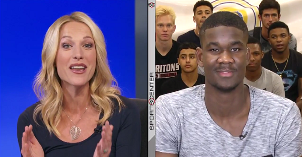 Nation's top player DeAndre Ayton makes shocking commitment to this school