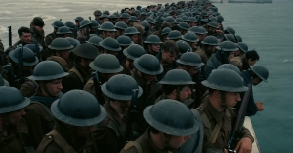Dunkirk is one of the most anticipated movies in 2017, and the first trailer looks awesome
