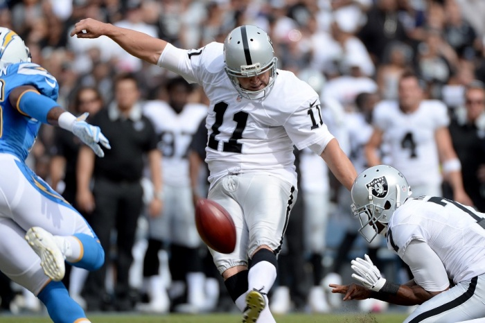 Oakland Raiders reportedly parting ways with franchise record holder following 18-year run