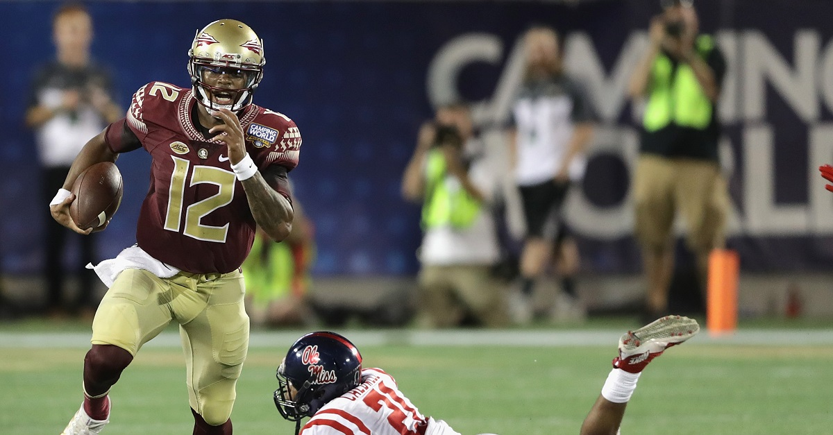 Deondre Francois aced his debut according to these CFB experts